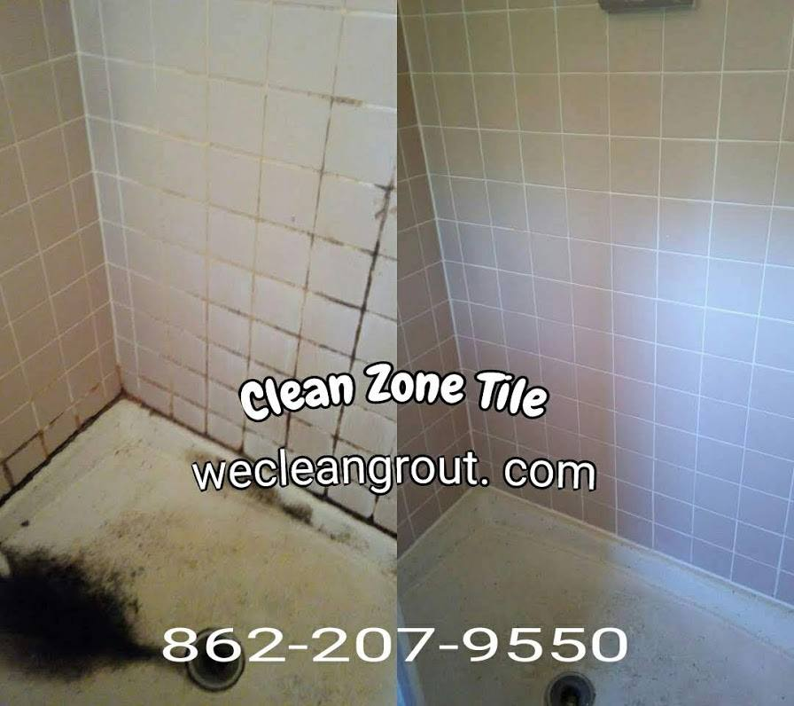 Shower Tile Grout Cleaning Fords Nj 08863 Clean Zone