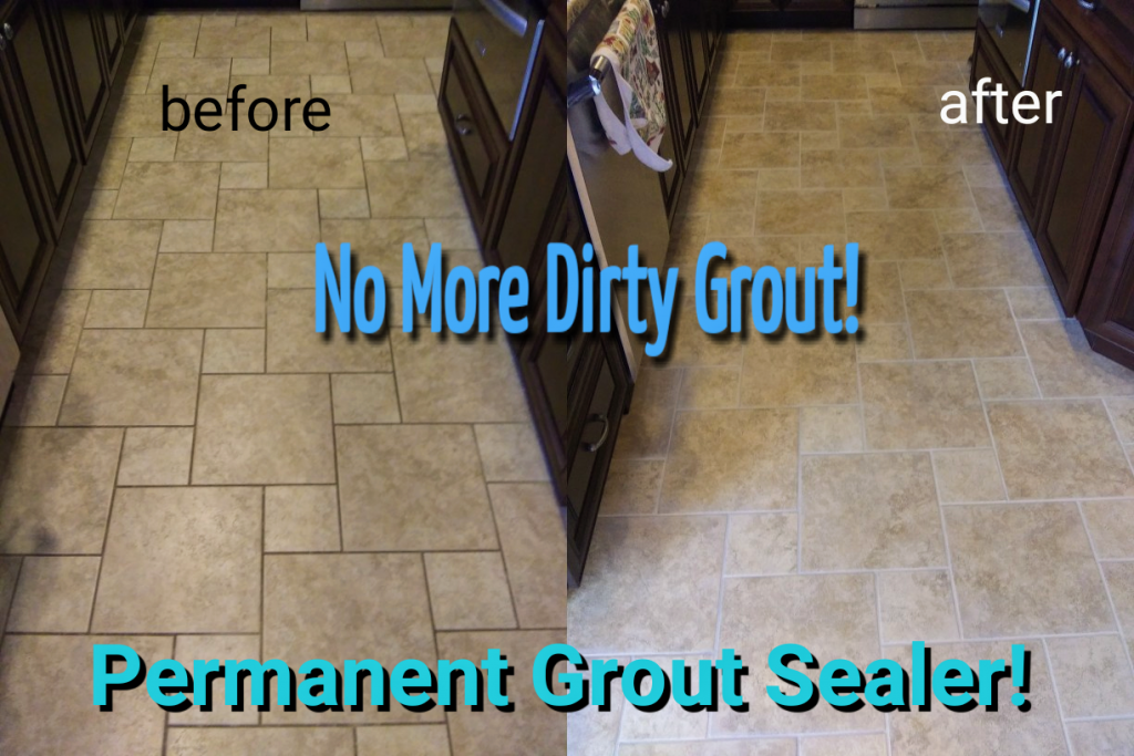 Tile And Grout Cleaning Sealing